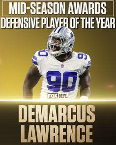 Demarcus Lawrence, Dallas Cowboys, Football Helmets, Nfl, Dallas Cowboys Football, Nfl Football