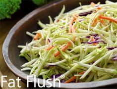 Jicama Salad- Official Fat Flush Recipe