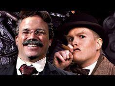 Theodore Roosevelt vs Winston Churchill. Epic Rap Battles of History - YouTube