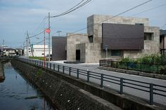 House of Silence by FORM/Kouichi Kimura Architects Architecture Du Japon, Residential Architecture, Contemporary Architecture, Rome, Concrete Houses, Shiga, Construction, Brutalist, Architect Design