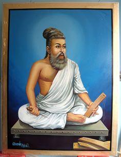 Thiruvalluvar | Great Thoughts Treasury