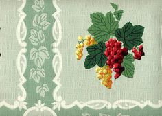 '50s vintage reproductions wallpaper - Google Search