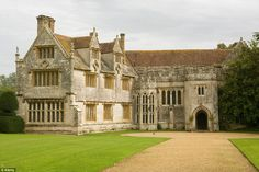Athelhampton, owned by the Cooke family since 1957, is the picture-perfect, medieval count...