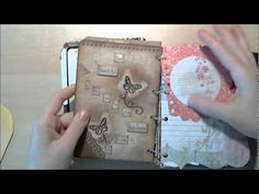 Smashed Junk Journal Book : The Update!