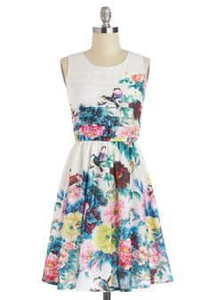 Exotic Elegance Dress, #ModCloth