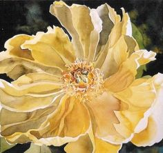 Watercolor Painting by Alfred Ng, Canadian Artist