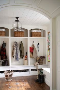 Mud Room Love