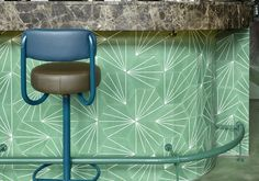 Hexagon Tiles  Gallery of Bar Botanique Cafe Tropique / Studio Modijefsky - 3