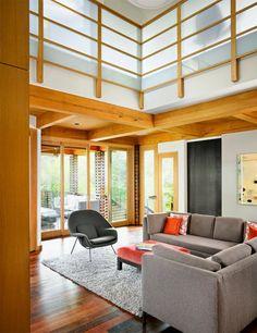 Warm modernism by Webber + Studio