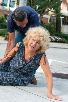 What You Should Know about #SlipandFallInjuries Among the Elderly