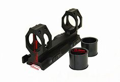 XWXS 20MOA 34 STD Riflescope Optic Mount Qd Auto Lock 20mm weaver rail Black *** See this great product.
