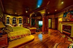 Mansion Luxury House interior hallways | Luxury Interior Picture 4 : Exotic Tropical Mansion Home Interior ...