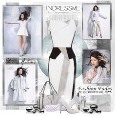 """Indressme - Modern White"" by elenarodriguez-1 ❤ liked on Polyvore"