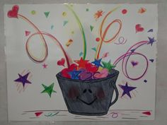 Have You Filled a Bucket Today?  Many links to bucket filling activities!