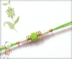 Send Designer Rakhi to India Online, Buy Designer Rakhi Gifts 2016 India Rakhi To Usa, Rakhi Bracelet, Buy Rakhi Online, Handmade Rakhi Designs, Rakhi Making, Silk Thread Bangles, Rakhi Gifts, Shimmer N Shine, Green Velvet