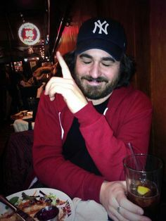 I love when he makes this face and he drinks sweet tea o just marry me brian quinn
