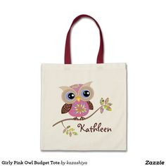 Shop Pink Stiletto and Lipstick Girls' Night Out Party Tote Bag created by shoe_art. Thank You Flowers, Wedding Favor Bags, Pink Owl, Red Bags, Novelty Items, Reusable Tote Bags, Girly, Budget, Pumpkin