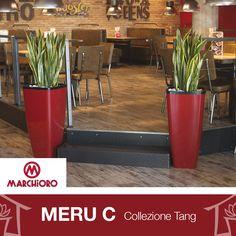 #MERUC  Linea #vasi per interno  #lineagarden #marchioro