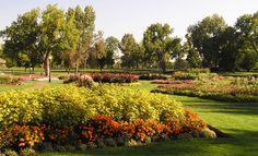 Wash Park in Denver, CO. Beautiful place - I spend many afternoons here as a nanny!
