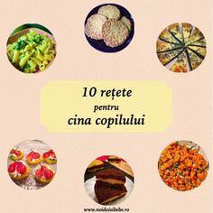 Retete pentru cina Kid Friendly Meals, Child Friendly, Baby Food Recipes, Cranberries, Blog, Parenting, David, Recipes For Baby Food, Raising Kids