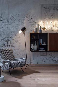 573 fantastiche immagini su eclectic interior design for Arredamento industrial chic