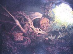 白樺通り17番(旧・国境の村から)の画像|エキサイトブログ (blog) Painting, Painting Art, Paintings, Painted Canvas, Drawings