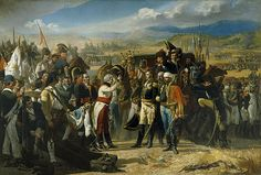 (Museo del Prado, Madrid, Spain) This historical painting shows the aftermath of the Battle of Bailén July during the Peni. Fernando Vii, Independence War, Dupont, Social Art, Virtual Museum, Napoleonic Wars, First Nations, Military History, New Art
