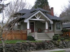 Another cute bungalow