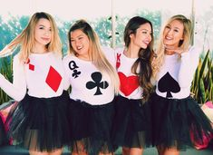 girl group costumes * girl group ` girl group names ` girl group chat names ` girl group costumes ` girl group aesthetic ` girl group chat names ideas ` girl group halloween costumes ` girl group kpop Cute Group Halloween Costumes, Creative Halloween Costumes, Halloween Outfits, Halloween Ideas, Cute Best Friend Costumes, Bff Costume Ideas, Group Halloween Costumes For Adults, Original Halloween Costumes, Girl Group Costumes