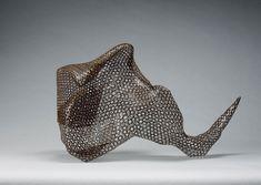 Flying Dragon III, 2006 Morigami Jin, Japanese, born 1955 Bamboo (madake) Selected technique: hexagonal plaiting
