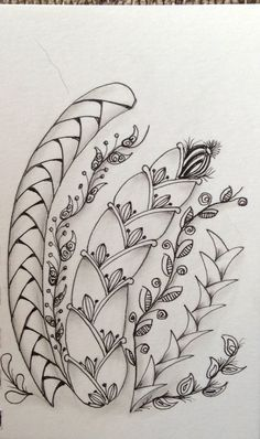 Prismacolor zentangle doodles on on black paper Tangle Doodle, Tangle Art, Zen Doodle, Doodle Art, Zentangle Drawings, Doodles Zentangles, Doodle Drawings, Doodle Designs, Doodle Patterns
