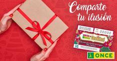 Estas navidades comparte tu ilusión consiguiendo regalos para ti y para los tuyos.