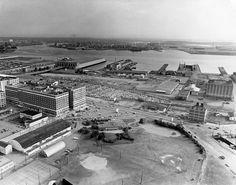 Piers In Boston 1974