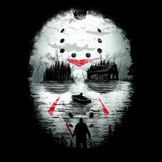 Friday Night Terror T-Shirt