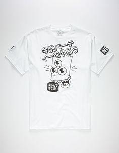 NEFF x The Simpsons Wasabi Mens T-Shirt 263224150 | Neff x The Simpsons