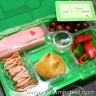 Kids School Lunch in a new Yumbox