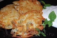 Draniki cu cartofi - Pas 9