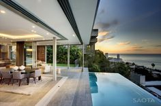 beautiful Cape Town home for family of 4 ... Head Road 1816 | Architects: SAOTA (Stefan Antoni Olmesdahl Truen Architects) | Location: Fresnaye, Cape Town, South Africa | Photographs: Adam Letch
