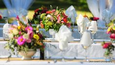 Late August wedding featuring #ohioflowers by Buckeye Blooms.  Photo by Jason Bowers Photography