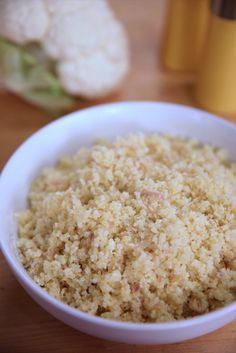 How to Make Cauliflower Rice   POPSUGAR Fitness