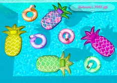 """sadepaivas: """" First part of my 2000 followers gift! :3 The set includes: • Pineapple float + 11 recolors / 20§ • Flamingo float comes later if I have the acceptance to share it • Freezer bunny arcade..."""