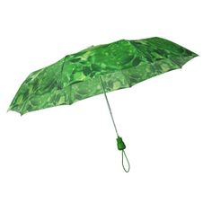 Take the forest with you and let Spring leaves provide protection from rain and strong sunlight.