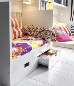 Stuva, la cuna con cajones de Ikea | Decoración Bebés y Habitaciones de Bebé
