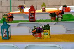 Fiesta Birthday Party Ideas   Photo 6 of 81   Catch My Party