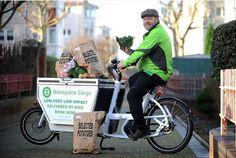 UK E-Cargo Bike Companies Show the Future of Urban Transport [VIDEO]