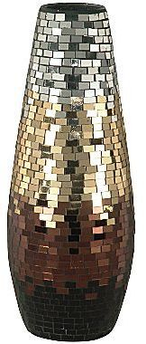 Dale Tiffany Copper Gold Grand Vase on shopstyle.com