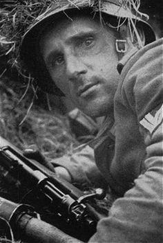 German soldier.