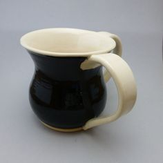 Black and White Washing Cup