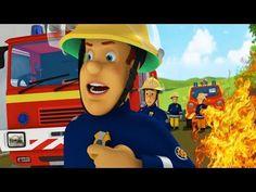 Sam a tűzoltó | Csapat-éjszakai műszak - A mama segítsége | 1 órás összeállítás | Sam a tűzoltó Mese - YouTube Samara, Youtube, Youtubers