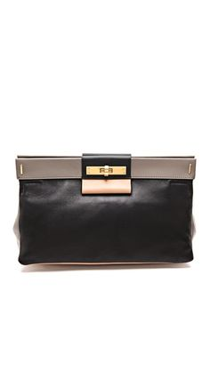 Marc by Marc Jacobs East End Colorblock Lady Rei Bag #fallmust